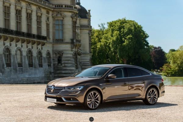 La Talisman, nouvelle berline iconique de Renault.