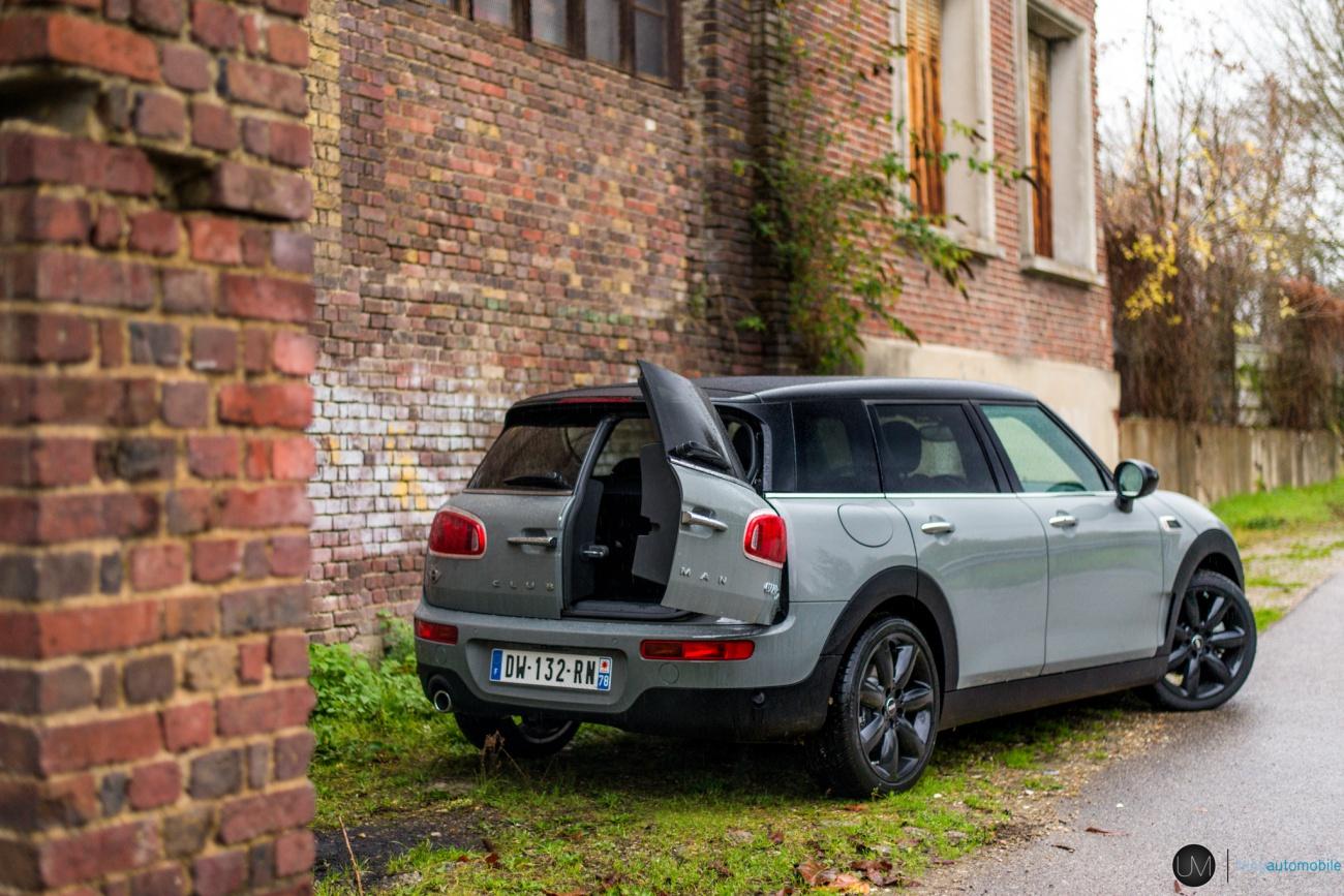 Essai Mini Clubman Cooper D Pour Mario Et Sa Famille Blog Automobile