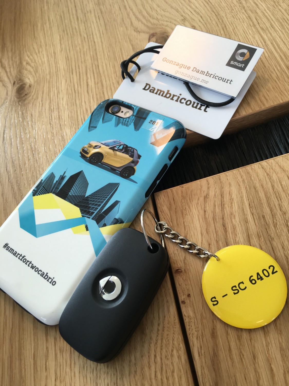 Clef Smart Cabrio