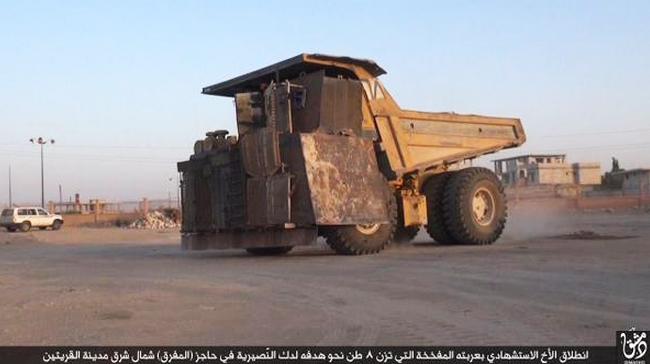 Islamic State - Belaz Dump Truck