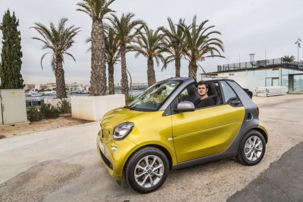 Smart Four Cab 2015 - Essai Gonzague - 9