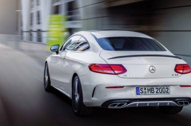 Mercedes-AMG C43 4Matic Coupé 3