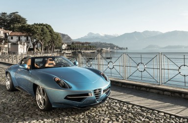 Touring Superleggera Disco Volante Spyder - 03