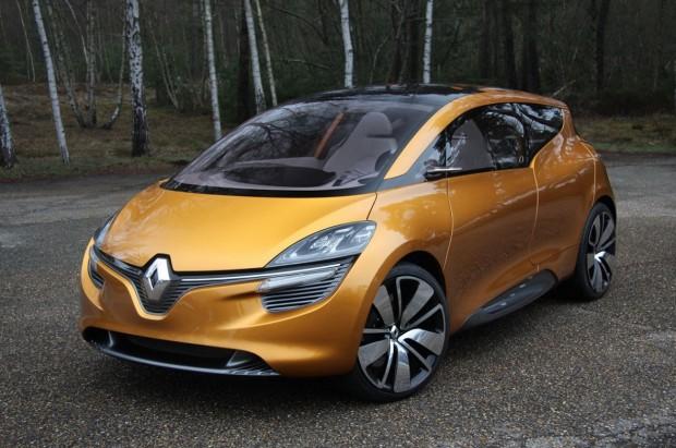Renault R-Space 2011