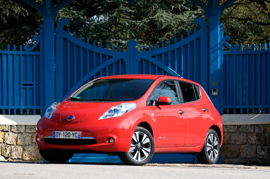 essai nissan leaf 30 kw vers l mancipation blog automobile. Black Bedroom Furniture Sets. Home Design Ideas