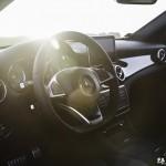 Essai Mercedes GLA Intérieur