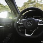 Essai Mercedes GLA Volant