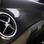 Essai Mercedes GLA Carbone