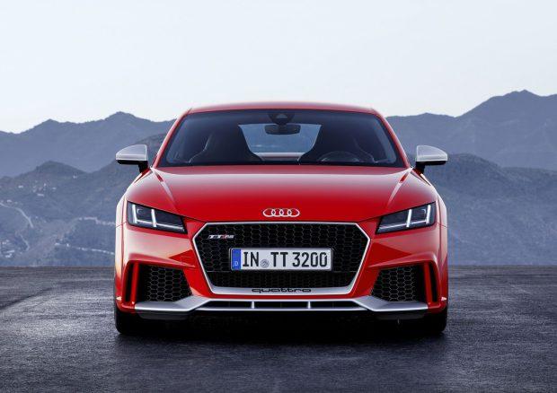 Audi TT RS 7