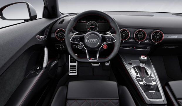 Audi TT RS Intérieur