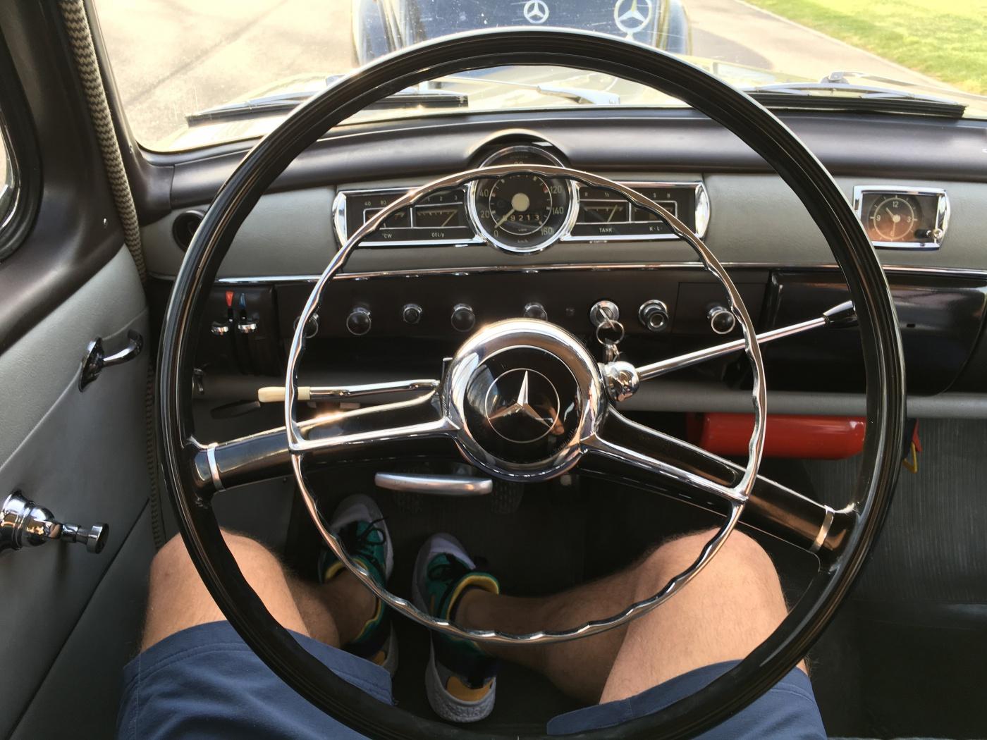 Mercedes-Benz - Volant W120