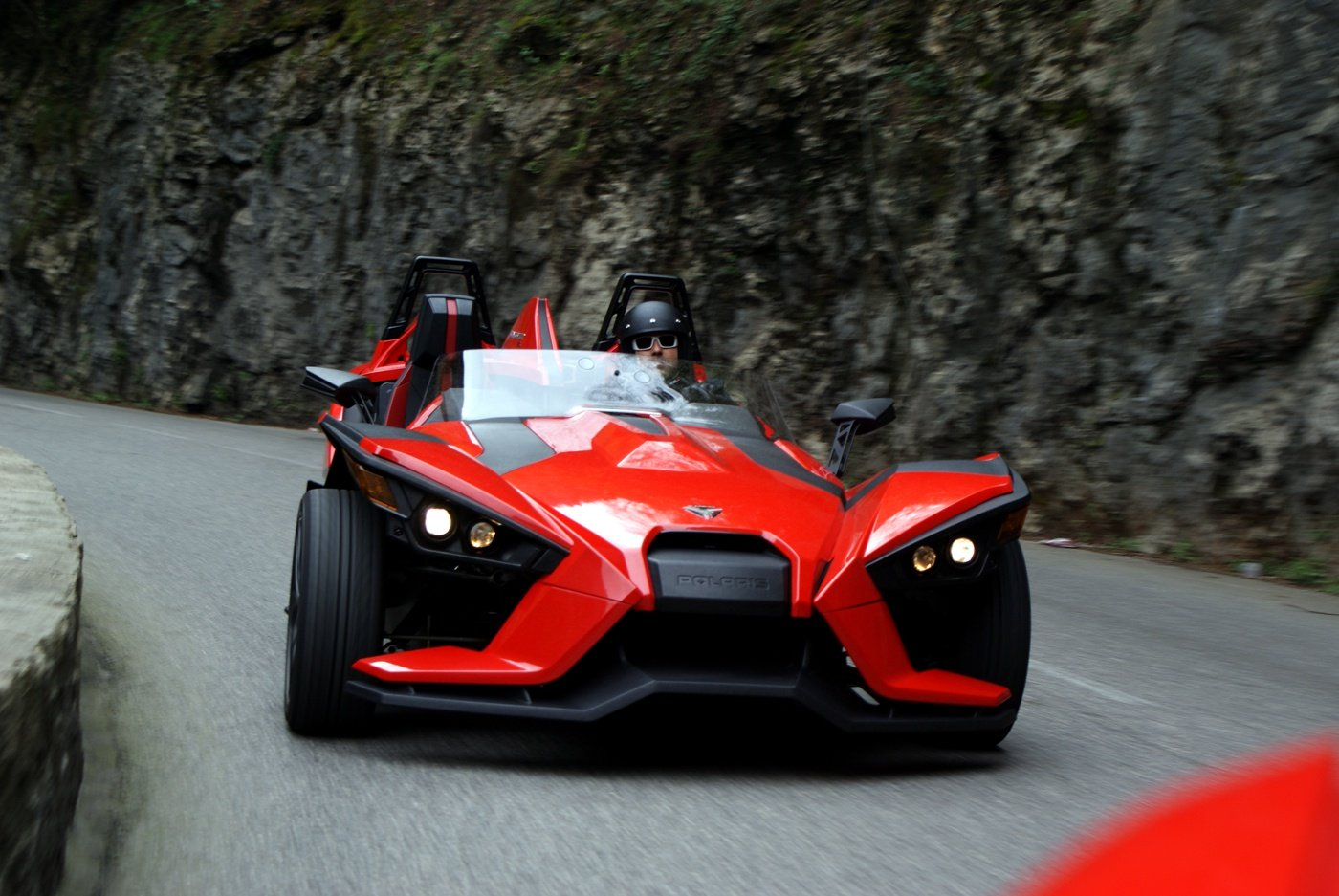 Polaris Slingshot Route 10