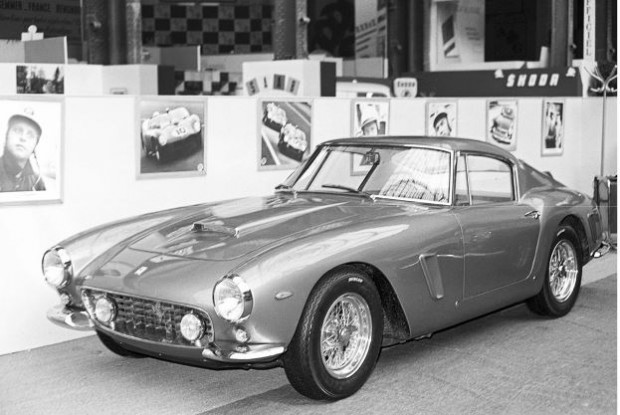 artcurial proposera une ferrari 250 gt swb au mans classic. Black Bedroom Furniture Sets. Home Design Ideas