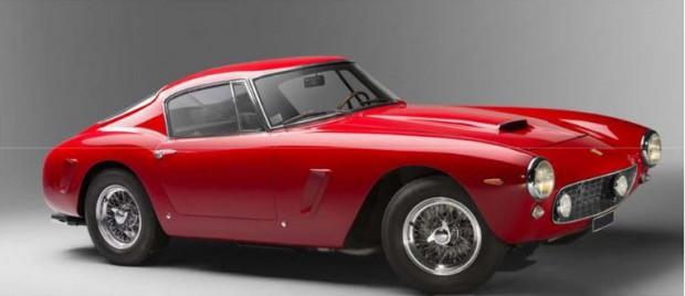 Artcurial Le Mans Classic 250 GT SWB