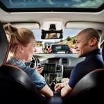 Conduite autonome Volvo