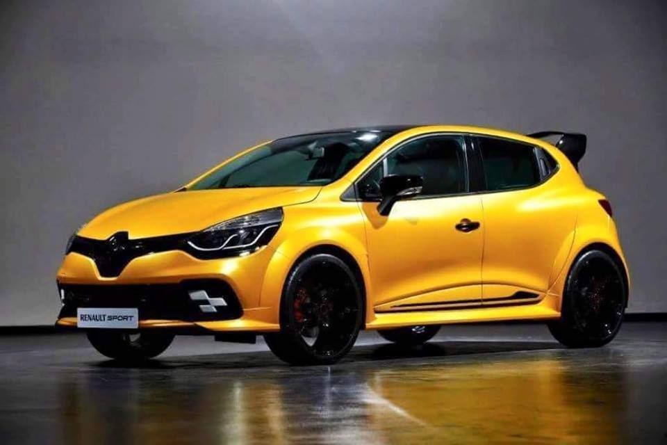 Renault Clio Rs Radicale Swap Officiel Blog Automobile