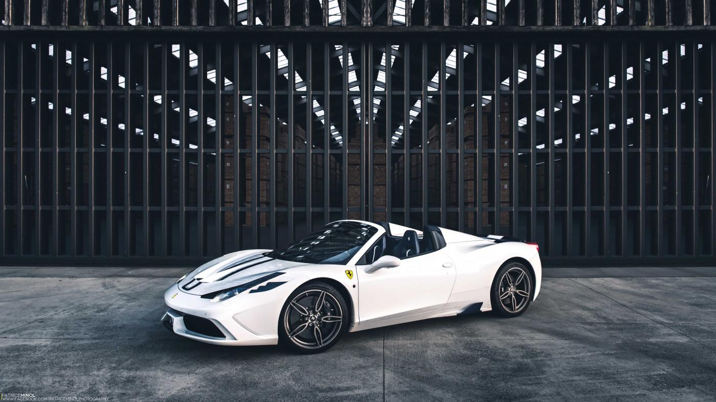 Ferrari 458 Speciale A (Aperta)