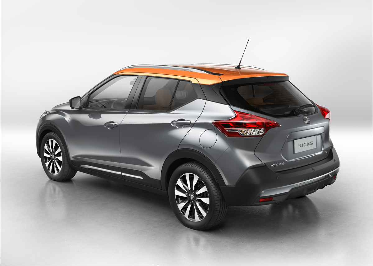 nissan kicks tout pour un hit blog automobile. Black Bedroom Furniture Sets. Home Design Ideas