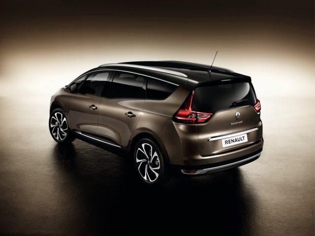 Nouveau Renault Grand Scenic 2016