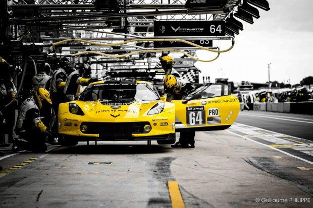 Corvette - Mans 2016