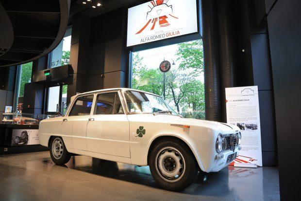 Alfa Romeo Giulia TI (1962)