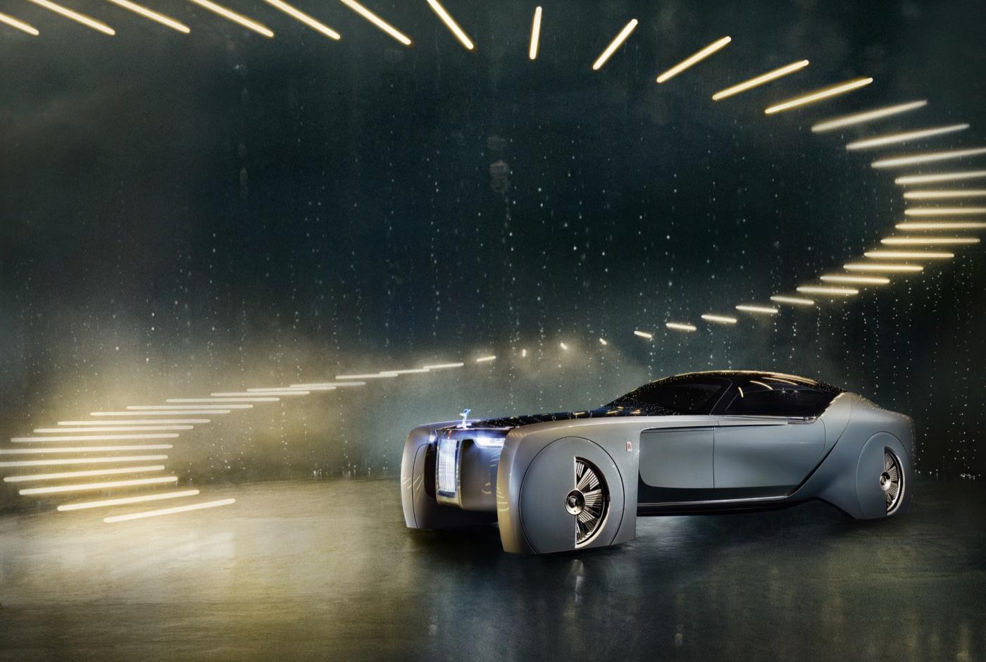 Rolls-Royce VISION NEXT 100 - 1