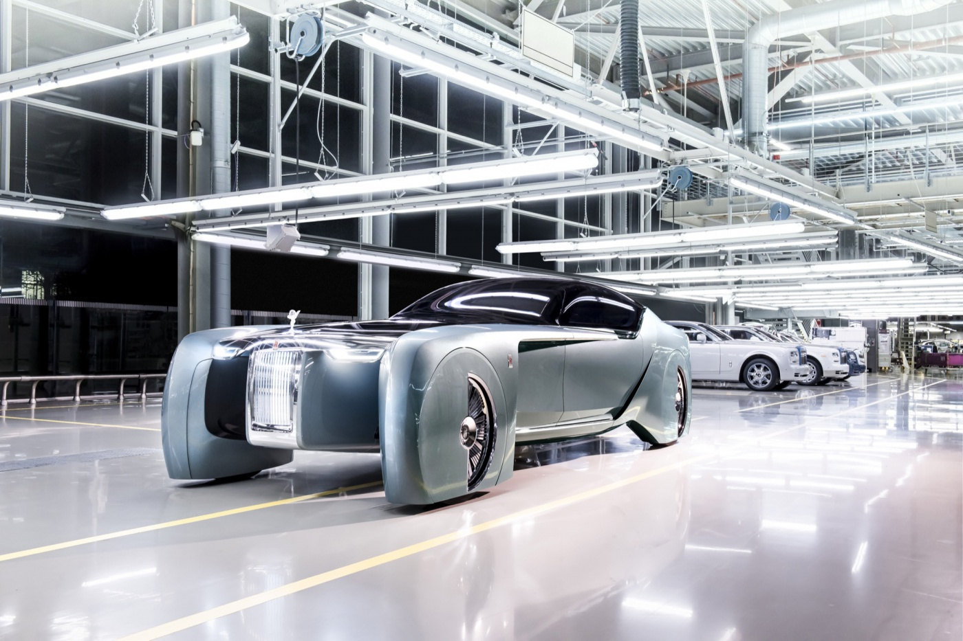 Rolls-Royce VISION NEXT 100 - 14