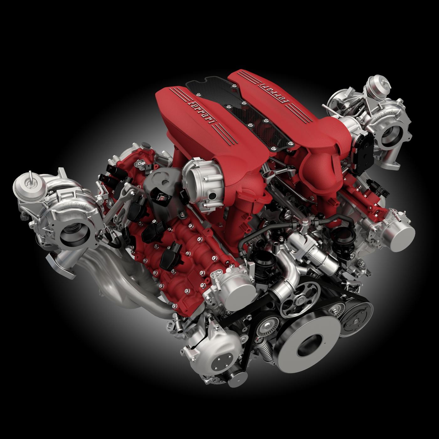 le moteur de l 39 ann e 2016 est le v8 turbo ferrari blog automobile. Black Bedroom Furniture Sets. Home Design Ideas