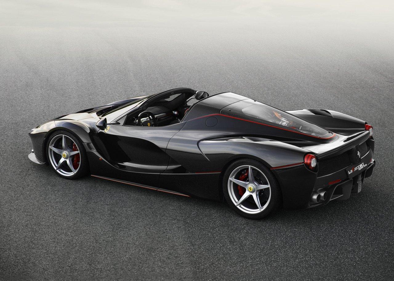 La Ferrari Spider - 07