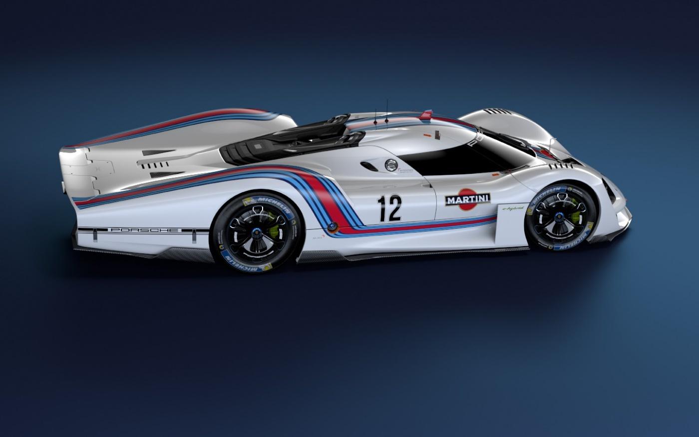 All Hybrid Cars In Gran Turismo Sport