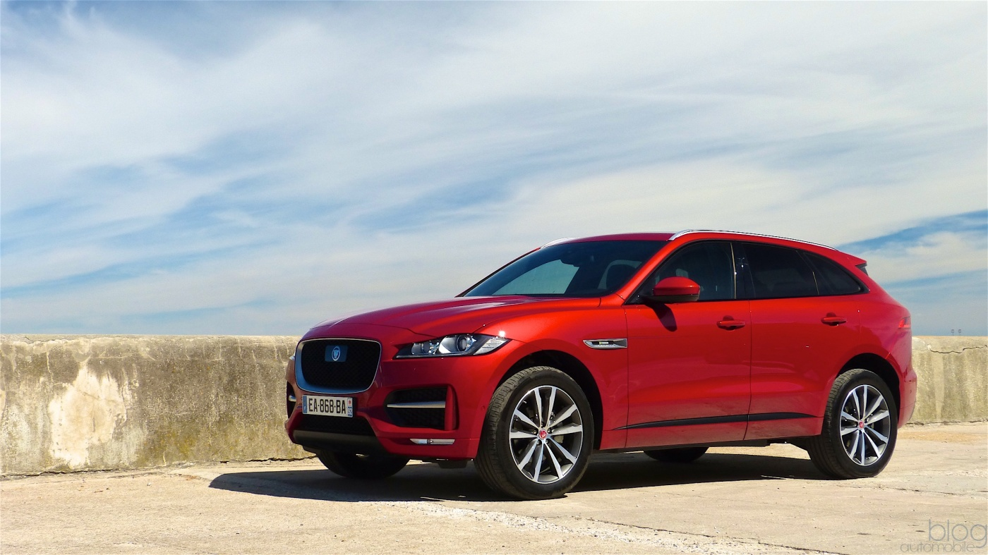 essai jaguar f pace 20d awd que de la gueule blog automobile. Black Bedroom Furniture Sets. Home Design Ideas