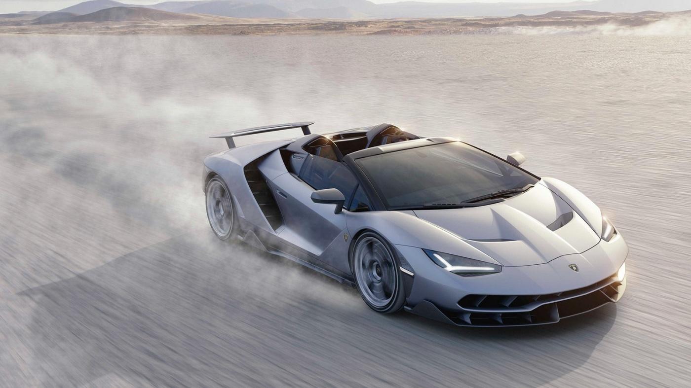 Veneno Roadster - 01