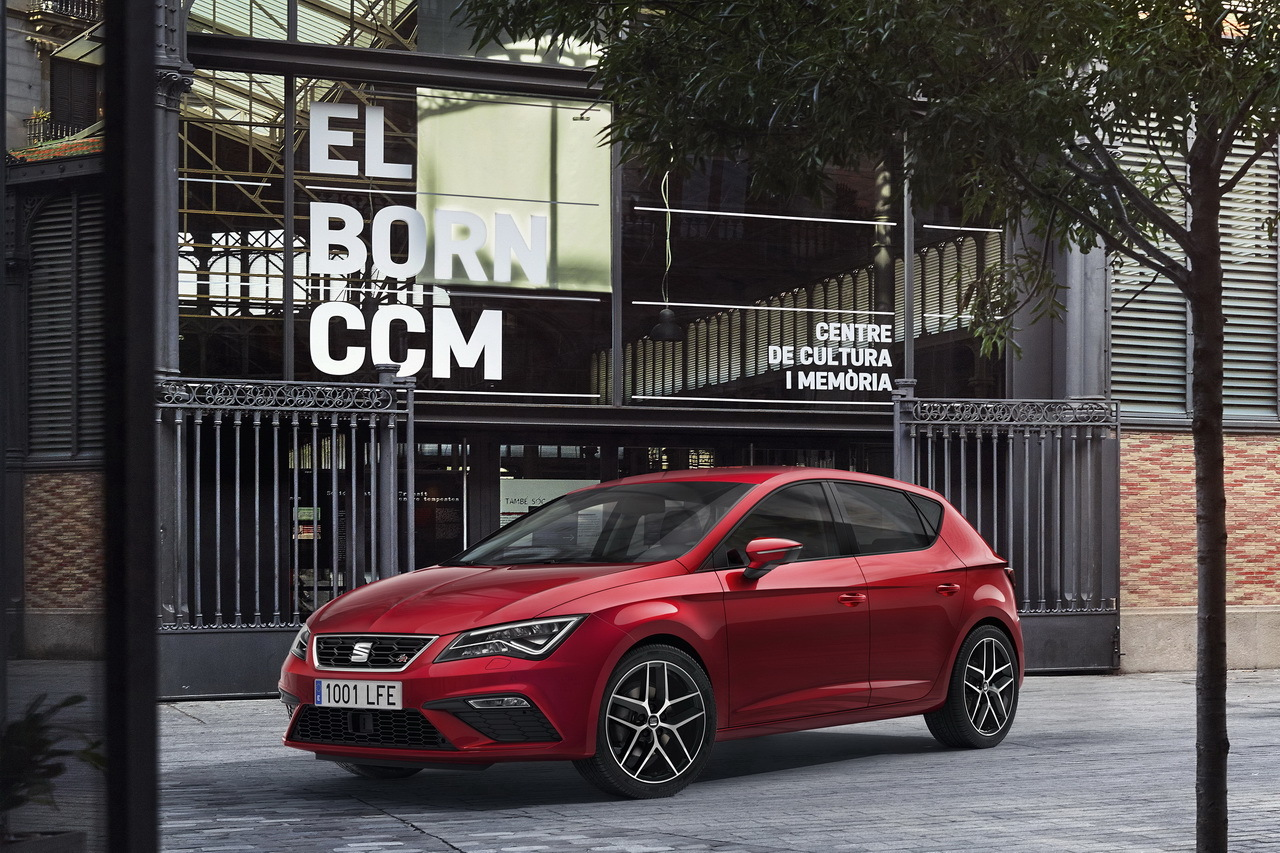 seat leon 2017 si si ils y ont touch blog automobile. Black Bedroom Furniture Sets. Home Design Ideas