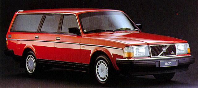 "Volvo 240 ""Polar"""