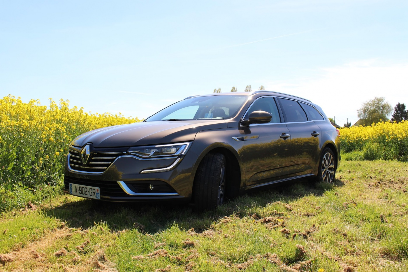 essai renault talisman estate tce 150 edc intens das familienauto. Black Bedroom Furniture Sets. Home Design Ideas