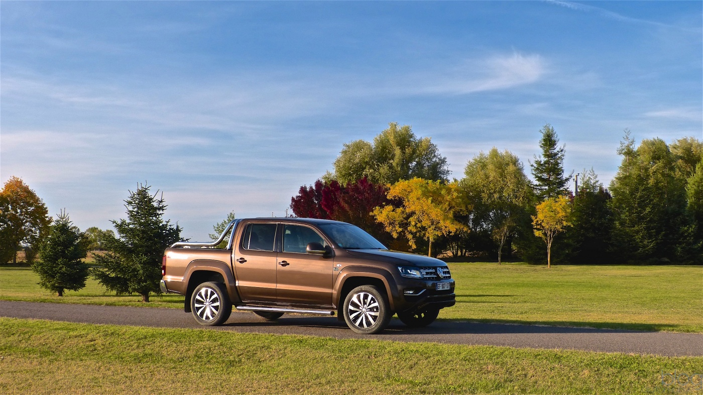 passion suv essai vw amarok v6 downsizing pour quoi faire v6 sous le capot du pick up. Black Bedroom Furniture Sets. Home Design Ideas