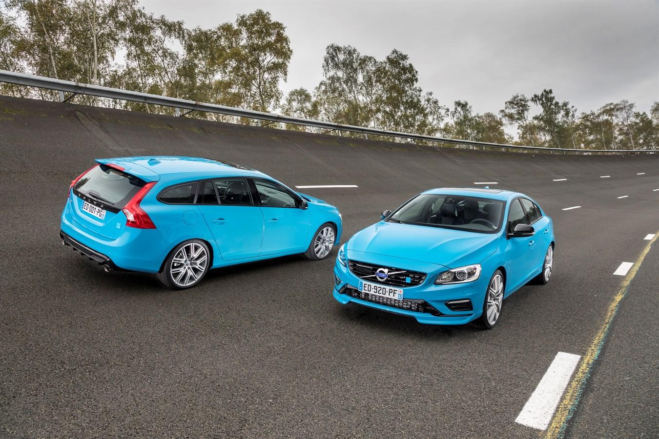 Yiiiipppppeeeeee !! Les Volvo Polestar arrivent enfin en France ! Au programme de ces versions boostées des S et V60 : un 4 cylindres turbo de 367 ch, une transmission intégrale et un prix inférieur à 70 000 €. Disponibilité vers le printemps 2017.
