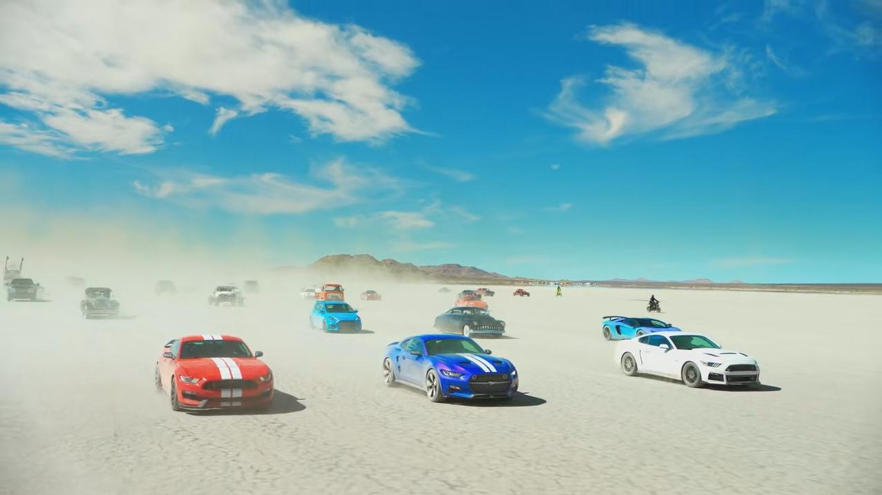 Cette semaine a aussi été marquée par le retour du trio historique de Top Gear dans la nouvelle émission The Grand Tour. La scène d'introduction à elle seule vaut le détour !