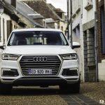 Essai Audi Q7 e-tron quattro