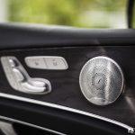 Interieur Mercedes Classe E 220d