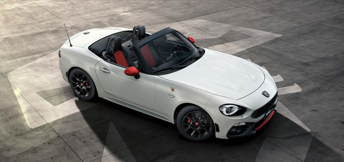 essai abarth 124 spider sur les routes de corse blog automobile. Black Bedroom Furniture Sets. Home Design Ideas