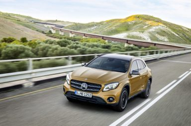 Mercedes-Benz GLA 2017 - 12