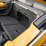 Coffre Volkswagen Coccinelle Cabriolet Dune