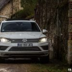 Essai VW Touareg V6 TDI 262 - Photos