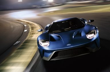 Ford GT 2017 - Les chiffres !