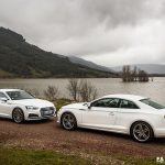 Audi A5 Coupé et Sportback