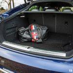 Essai A5 Audi - Coffre