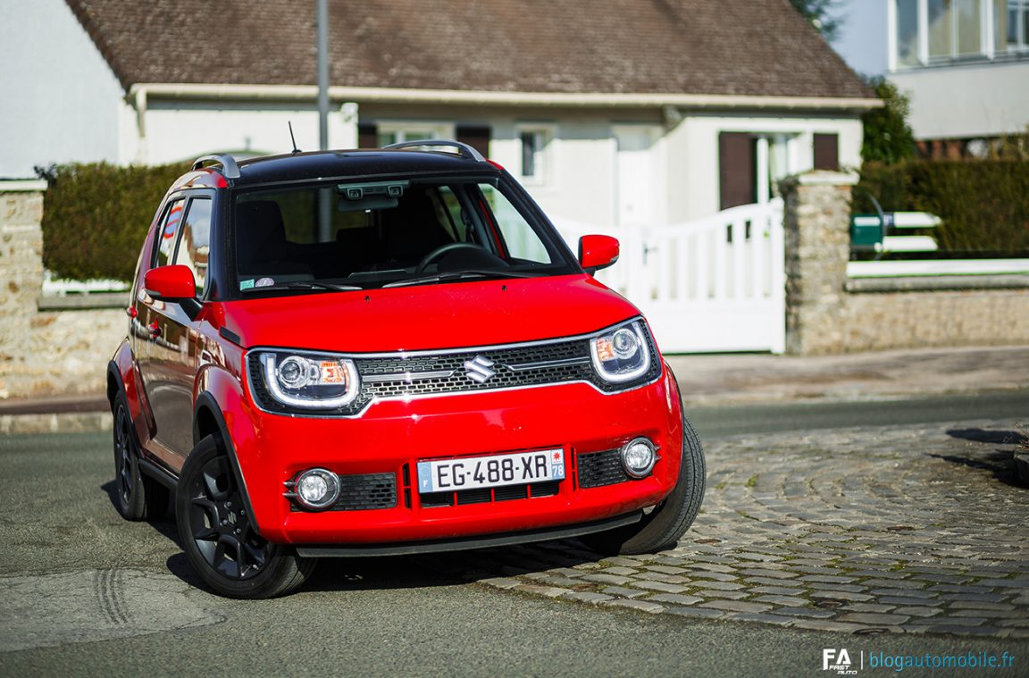 essai suzuki ignis petite mais surprenante blog automobile