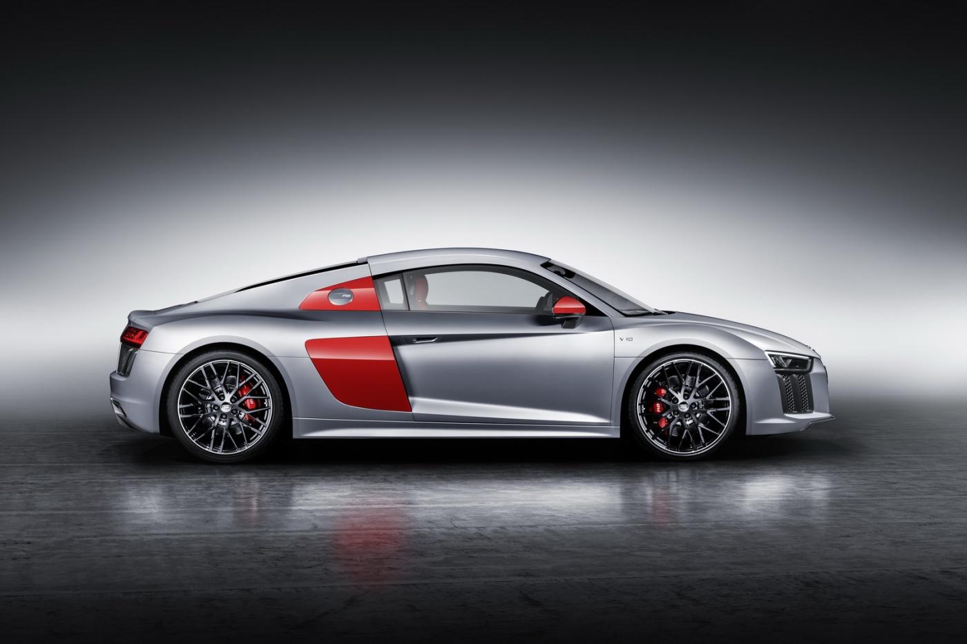 Audi R8 Audi Sport Edition - New York 2017