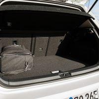 Essai Volkswagen e-Golf 2017 - Coffre